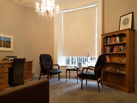 Meeting room for counselling clients in Athena Mount Street, Dublin 2