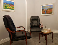 Meeting room at Athena Counselling services