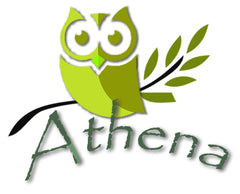 Athena Training & Workshops Owl Logo