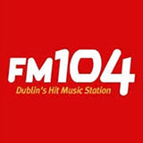 fm 104 radio station logo where Marguerite Kiely, Child and Adolescent specialist, talks on the subject of Self Harm