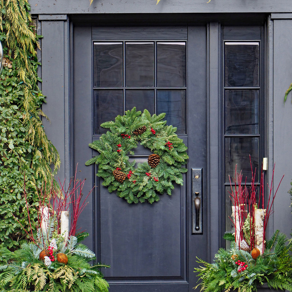 Freshen Up Your Front Door