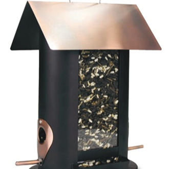 Regal Style Oval Seed Feeder
