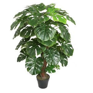 Monstera Silk Plant (4670977376361)