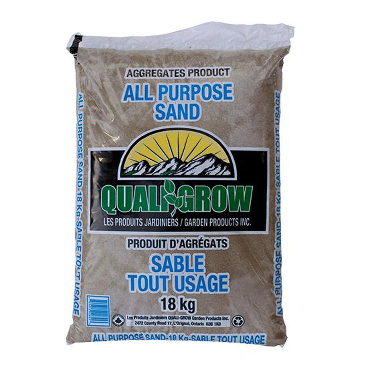 All Purpose Sand (18 kg) (4670995202153)