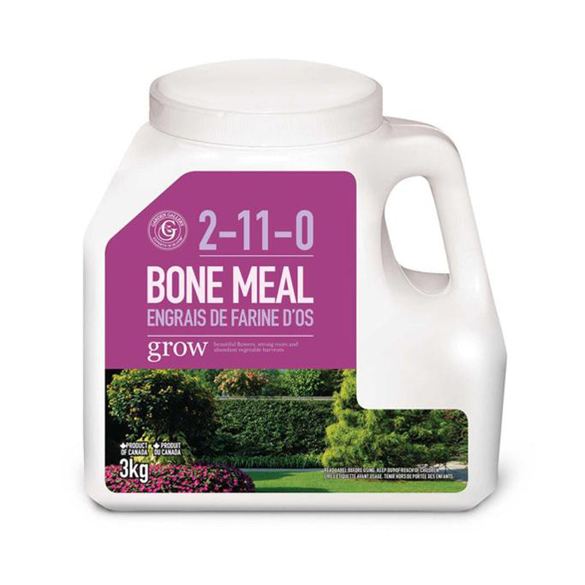 Garden Gallery Bone Meal (3 kg) (4671001428073)