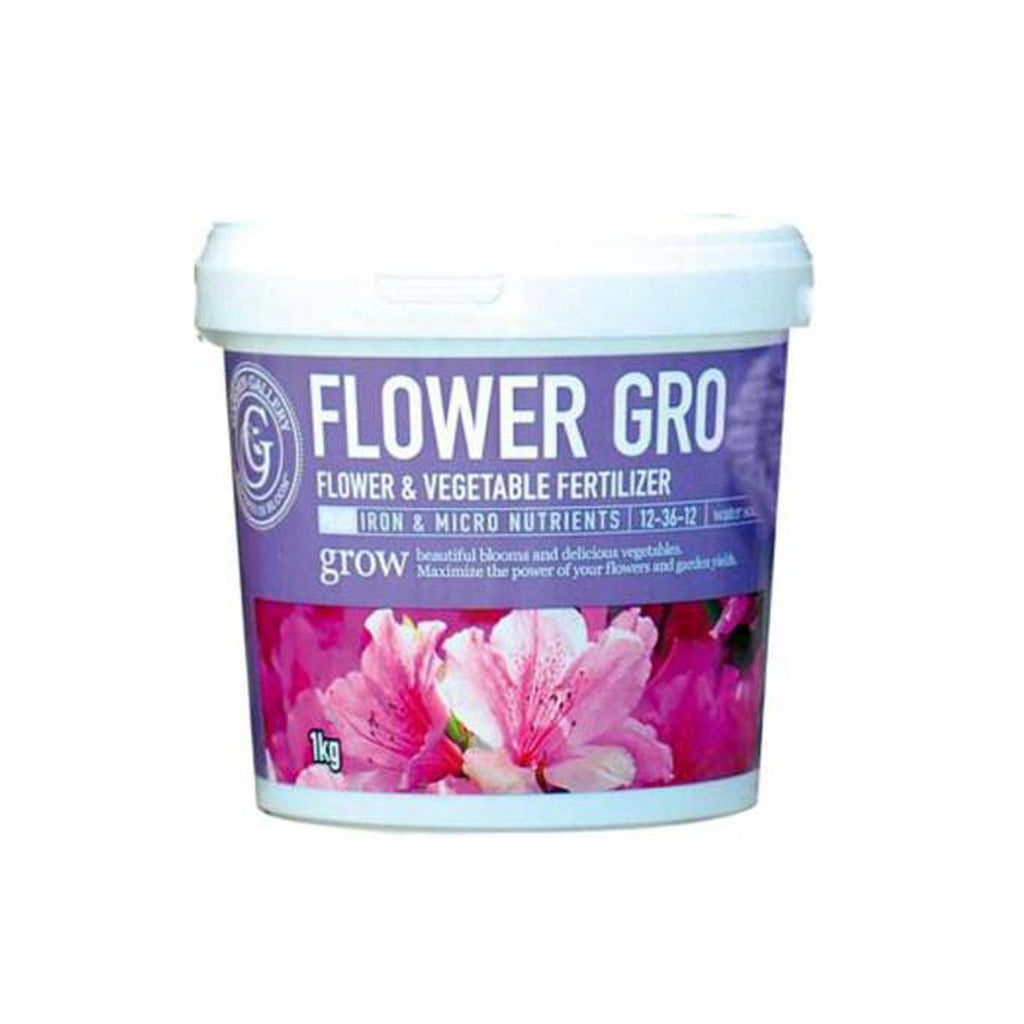 Garden Gallery Flower Gro (Flower & Vegetable Fertilizer) (1 kg) (4671001034857)
