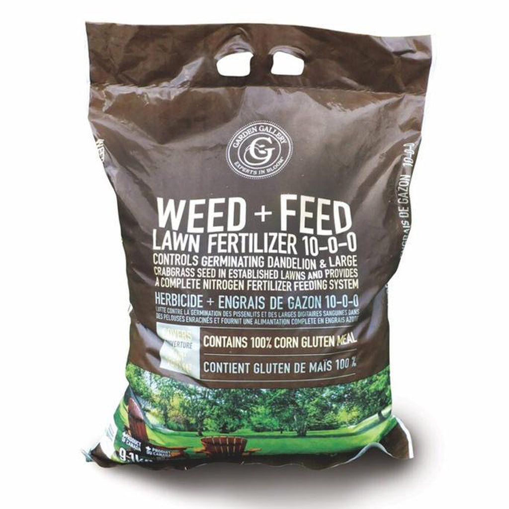 Garden Gallery Weed & Feed Lawn Fertilizer (9.1 kg) (4671000412265)