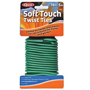 Soft Touch Twist Ties