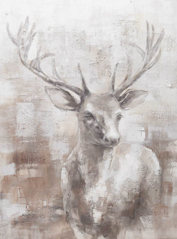 Wall Painting Deer (4670966497385)