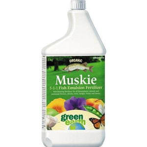 Green Earth Muskie Fish Emulsion