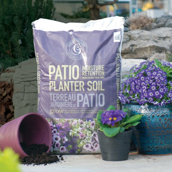 Garden Gallery Patio Planter Soil (4671000838249)