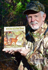 With Dad on a Deer Stand-Gift Book