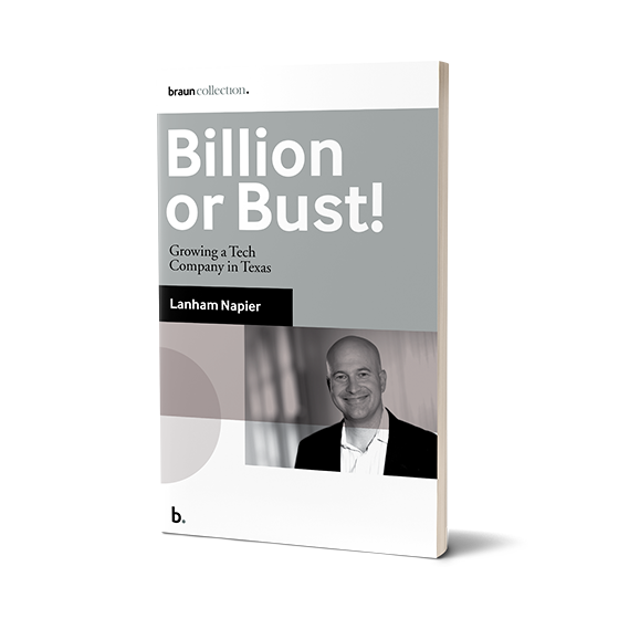 Billion or Bust! – Softcover Book