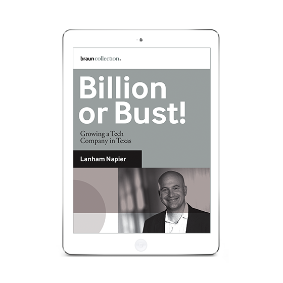 Billion or Bust! – E-Book