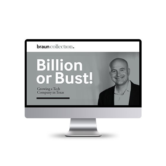 Billion or Bust! – Presentation