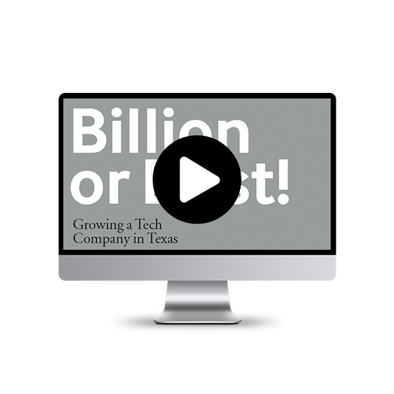 Billion or Bust! – Video