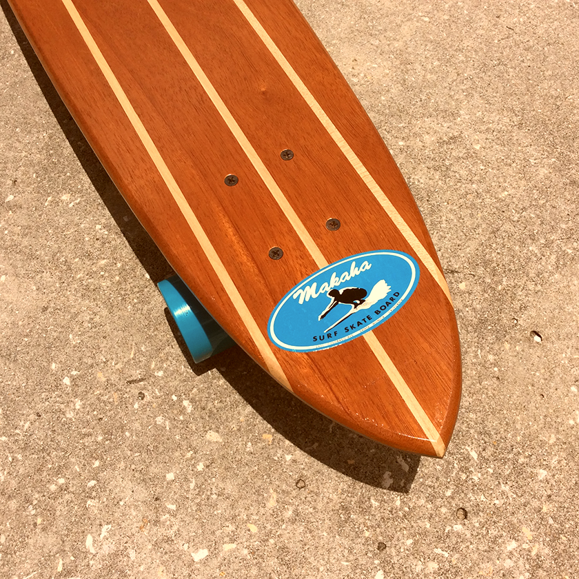 Makaha Pintail 35 Skateboard