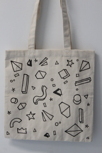 Not Nothin' :: art tote 4 good X Chris Furbay
