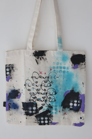 Untitled :: art tote 4 good X Curtistic