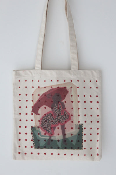Yes... It's Marilyn :: art tote 4 good X Cynthia Dyer