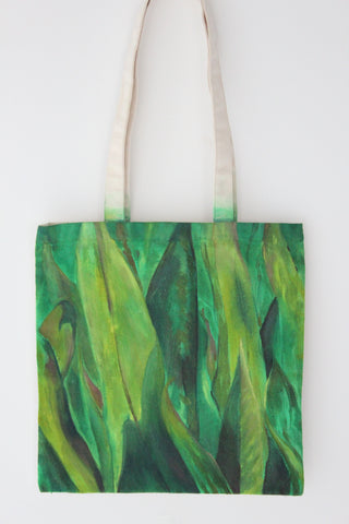 Bali :: art tote 4 good X Eleanor Arbor