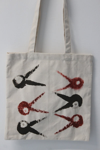 Weeping Birds :: art tote 4 good X Humberto Bernal
