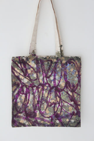 Royalty :: art tote 4 good X Matt Bennett-Fieman
