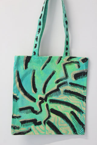 Chaotic Peace of Mind :: art totes 4 good X Phoebe Crazypants Warner