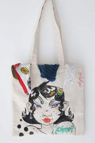 ¿Cómo? :: art tote 4 good by Rixy FZ