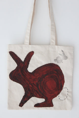 Untitled 1 :: art tote 4 good X Susy Pilgrim Waters