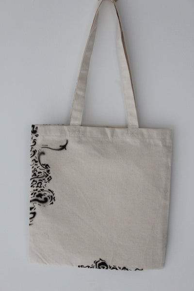 Untitled :: art tote 4 good X William Long