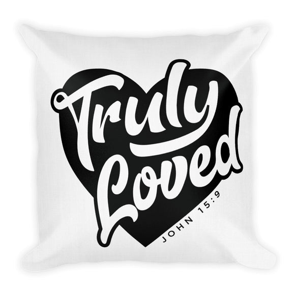 Truly Loved Premium Pillow (with stuffing)