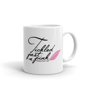 Tickled Past Pink Foundation Collector's Mug