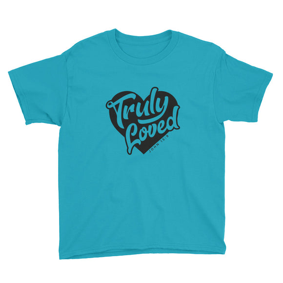 Truly Loved Youth Short Sleeve T-Shirt