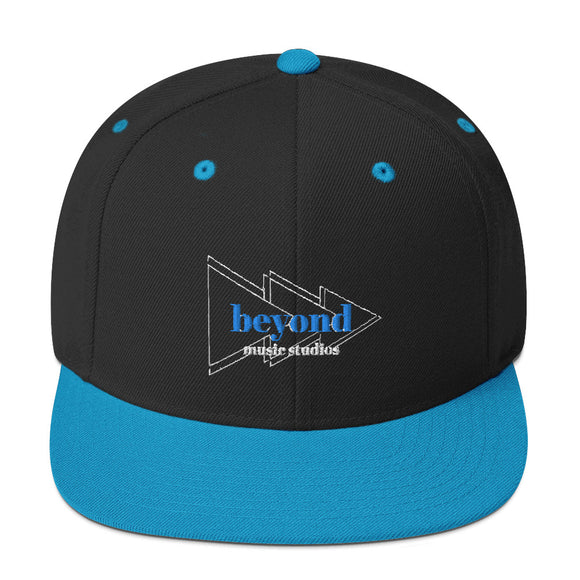 Beyond Music Studios Snapback Hat