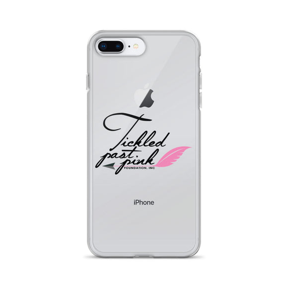 Tickled Past Pink Foundation - iPhone Case