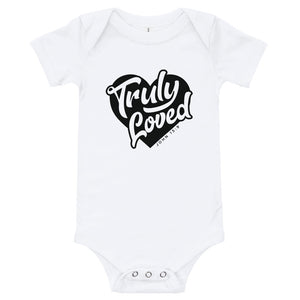Truly Loved Baby Shirt