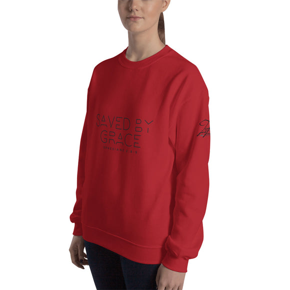 Tickled Past Pink Foundation Unisex Sweatshirt for Men or Women