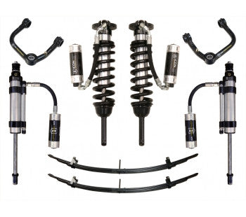 ICON Suspension System Toyota Tacoma - Stage 7  (2005-Current Year)