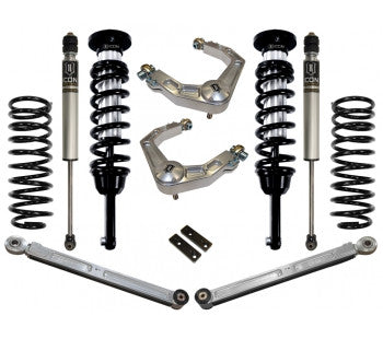ICON Stage 3 System for 2010+ FJ Cruiser/4Runner (Tubular and Non-Tubular)