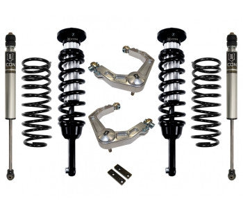ICON Stage 2 System for 2010+ FJ Cruiser/4Runner (Tubular and Non-Tubular)