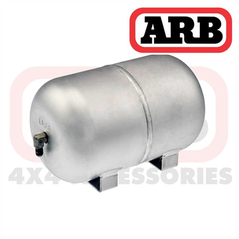 ARB Forged Aluminum Air Tank, 1 Gallon (Use with Twin Compressor, Incl. Fittings)