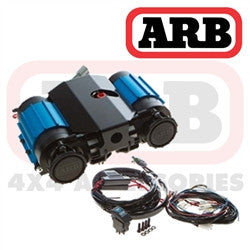 ARB Air Compressor, 12 Volt, Twin