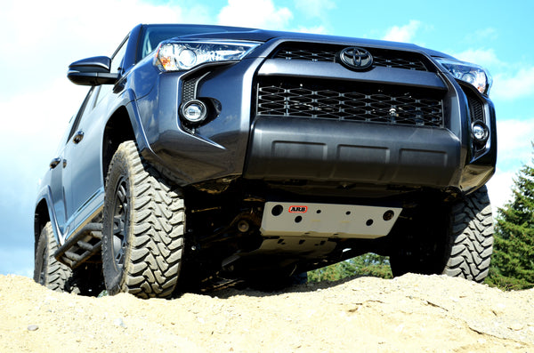 ARB Skid Plate Toyota 4RunnerFJ Cruiser Bullet Proof