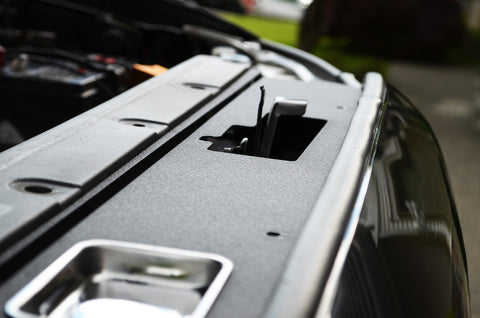 BPF New 05-11 Toyota Tacoma Cooling Panel