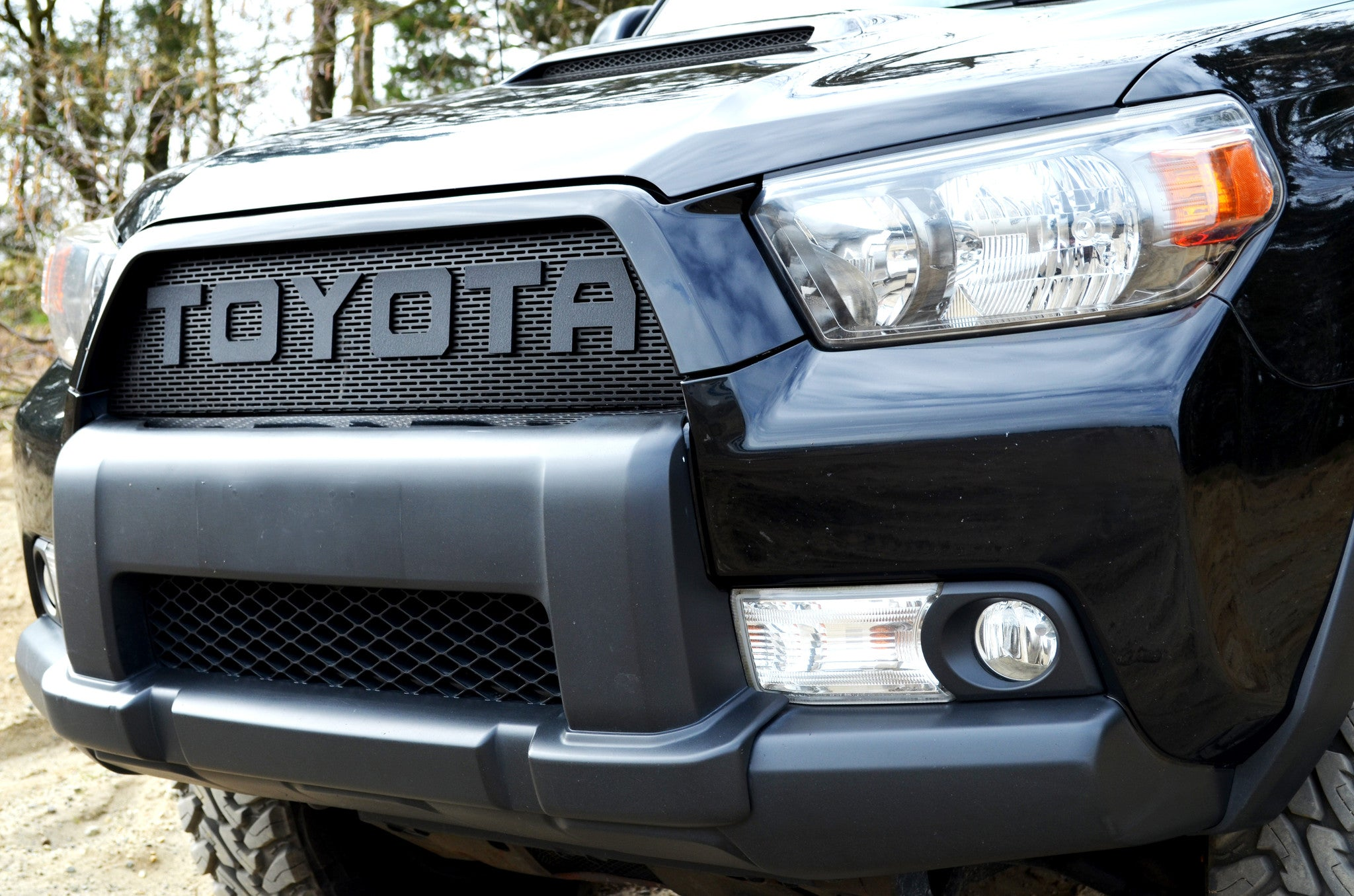 Bpf 2010 2013 Toyota 4runner Completed Grill