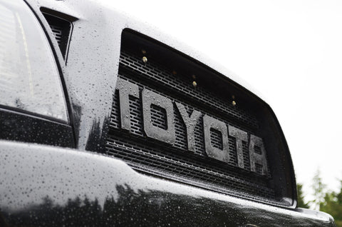 BPF 2005-2011 Toyota Tacoma Raptor Style Mesh and Lettering