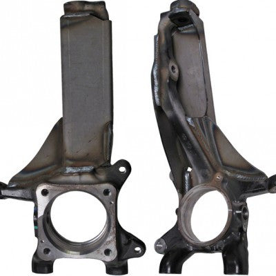 Total Chaos Weld-on Spindle Gussets with Swaybar Mounts