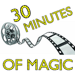 30 Minutes of Magic (Weekly Video Subscription)