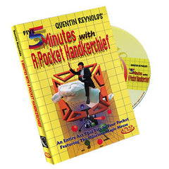 5 Minutes with a Pocket Handkerchief by Quentin Reynolds